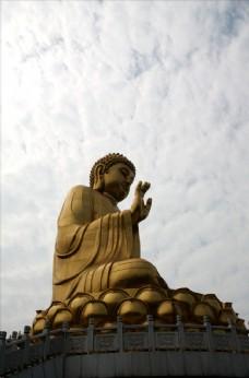 华严寺释迦摩尼金佛