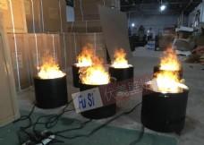 篝火 火盆 壁炉