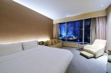 简约浪漫高清室内卧室效果图图片