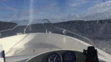 船只航行视频素材