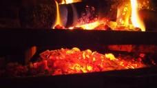 炉火火焰视频素材设计