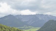 山脉风景视频素材