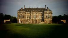 建筑城堡自然视频素