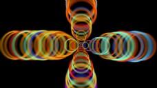 圆环视频素材设计