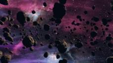 天空行星视频素材