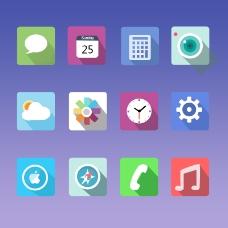 苹果手机图标icon设计