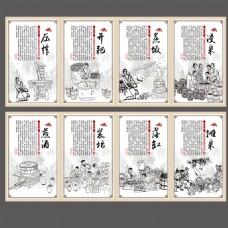 中国酒文化海报设计