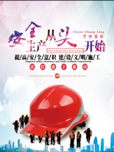 中石油安全生产海报