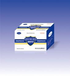 黄芪多糖口服液包装设计