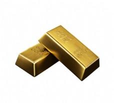 金色花纹金条元素