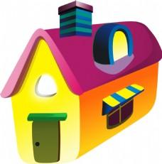 小房子图标