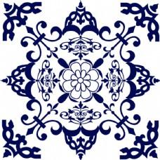 欧式花纹矢量素材