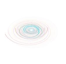 手绘线条几何元素