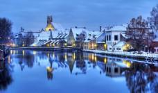 法国南部小镇