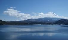 静静的湖面