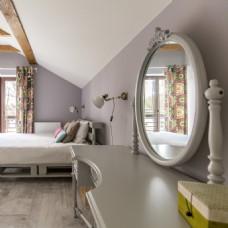 欧式简约卧室效果图