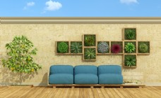 家居阳台装修效果图