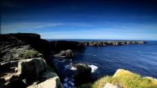 海岸风景视频素材