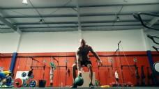 人物锻炼场所视频