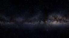 高清银河视频素材