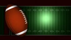 橄榄球合成视频素材