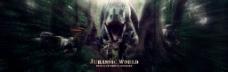 侏罗纪公园网页banner