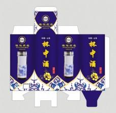 杯中酒包装设计