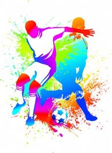体育海报矢量素材