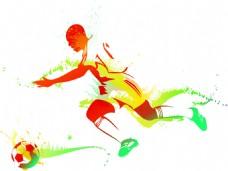 体育运动宣传海报素材矢量素材