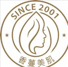 香蔓美肌logo