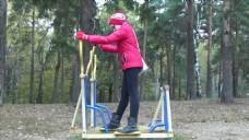 人物锻炼身体视频