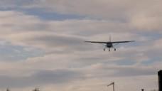 飞机视频素材