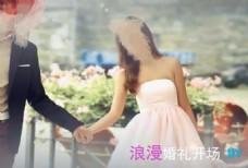 浪漫婚礼婚庆开场MV-IDO会声会影模板