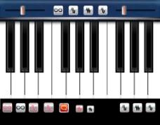 钢琴软件界面设计