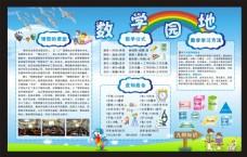 小学数学宣传栏