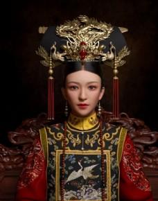 CG清朝人物