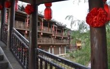 中式木建筑