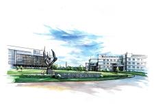 华中科技大学  科技园