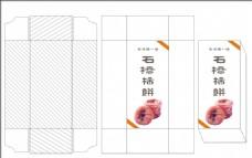 石桥柿饼包装设计