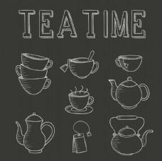 下午茶时间图标