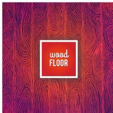 现代木地板背景