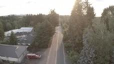 城市马路视频素材