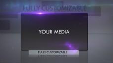 简洁但具魅力的企业展示宣传模版
