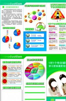 辅导教育折页