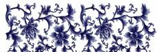 青花瓷图案