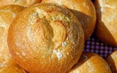 烤面包 全麦面包