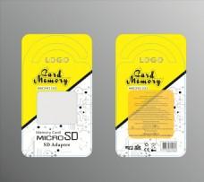 内存卡包装