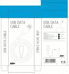 数据线包装