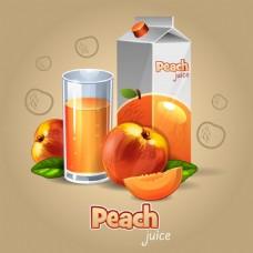 果汁矢量素材