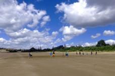 新西兰海滨风景
